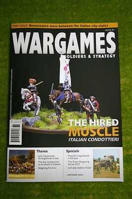 WARGAMES, SOLDIERS & STRATEGY MAGAZINE Issue 81