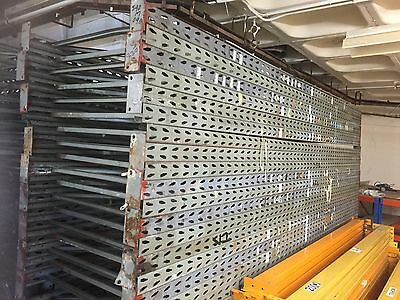 Industrial Pallet Racking For Warehouse / Sheling / Storage Cheap