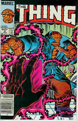 The Thing # 8 (USA, 1984)