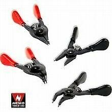 Neiko 02129A Mini Snap Ring Plier Set - 4 Pieces