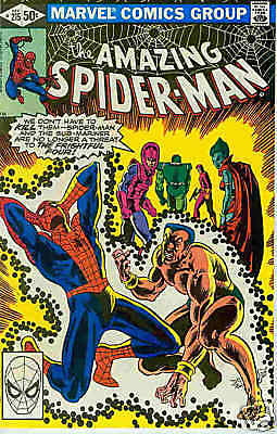 Amazing Spiderman # 215 (USA,1981)