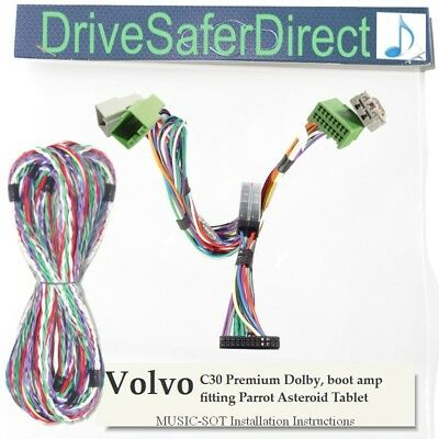 Iso sot 048 x leadcableadaptor for parrot asteroid tablet volvo music sot 8590 na t cable for parrot asteroid tablet volvo c30 keyboard keysfo Image collections