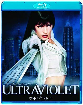 Ultraviolet Extended Blu-ray Milla Jovovich 4547462067593 BLU-36206 NEW SEALED