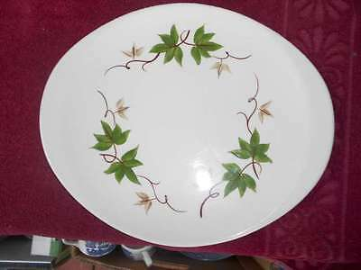 "Steubenville Ivy Trail 14"" Oval Platter USA"