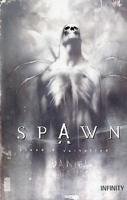 SPAWN: BLOOD & SALVATION (deutsch) Sonderband ALAN McELROY/ASHLEY WOOD Infinity
