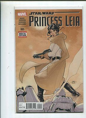 Star Wars Princess Leia #5 Marvel Comics Unread Near Mint  **22