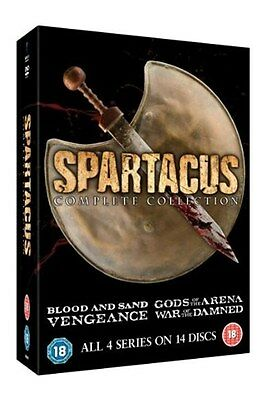 Spartacus: The Complete Collection [New DVD]