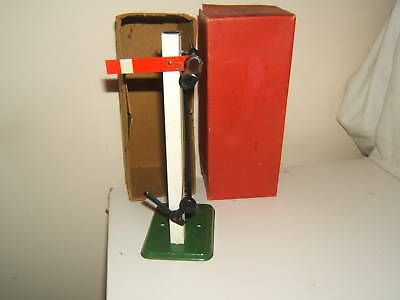 "VINTAGE HORNBY ""O""  MODEL No.2 ""SINGLE"" ARM SIGNAL  VN MIB"