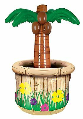 Palm Tree Inflatable 66cm Hawaiian Cooler