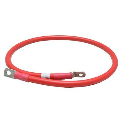 Tracker 171145 Red 36 Inch 1/0 GA 60V Boat Positive Battery Cable