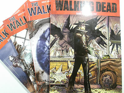 AUSWAHL THE WALKING DEAD # 1 - 13 ( Cross Cult Softcover ) NEU