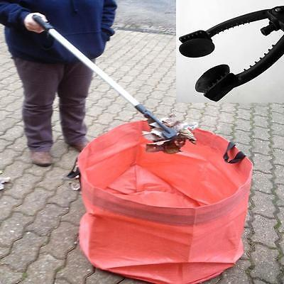 Industrial Grade Litter Picker For Rubbish Waste Festivals Warehouse Parks