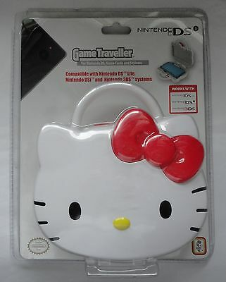 cefad7f040bf HELLO KITTY GAME TRAVELLER CASE for NINTENDO DS LITE
