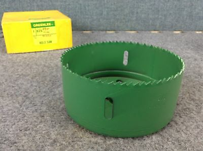 "Greenlee Standard High Speed Hole Saw #825 4-3/8"" (111Mm)"