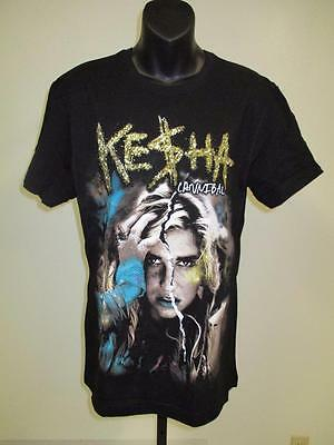 NEW Kesha Cannibal Tour Get Sleazy 2011 Adult S-2XL CONCERT SHIRT