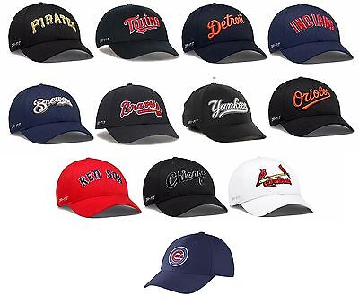 95416b7b1725f NEW MLB ADULT Nike Dri-FIT Swoosh Flex Baseball Cap Hat -  21.95 ...