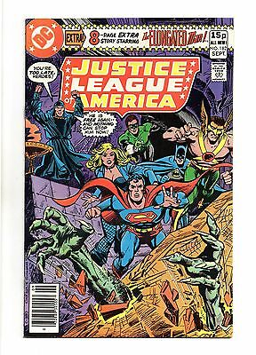 Justice League of America Vol 1 No 182 Sep 1980 (VFN+) Modern Age (1980 - Now)