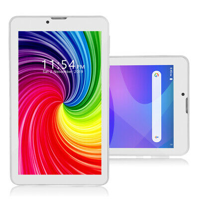 """2-in-1 Tablet PC + 4G Phone (Factory Unlocked) 7.0"""" TouchScreen Android 9.0 WiFi"""