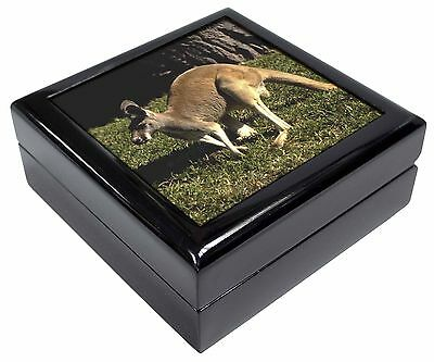 Kangaroo Picture Jewellery Box Christmas Gift, AK-2JB