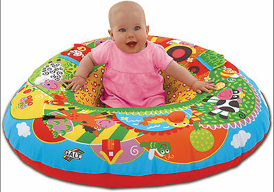 Galt PLAYNEST FARM Baby/Toddler/Child Playset Play Mat Soft Toy Safety BN