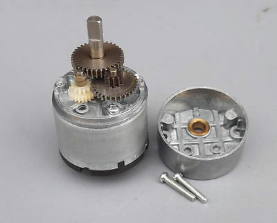 NEW 33GB-520 DC 6V-12V 170-350 rpm Gear Motor slowdown in motor gear box Hot