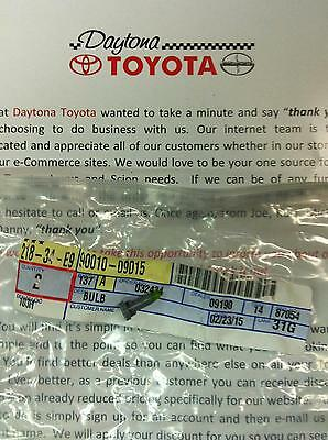 OEM Toyota 90010-09015 Cooler Control Switch Bulb For Heating And Air