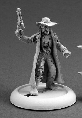 Reaper Miniatures UNDEAD OUTLAW Savage Worlds 59017