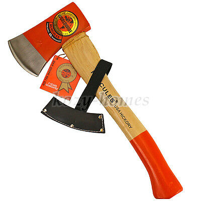 HERCULES HIGH QUALITY 1.5lb HAND AXE WITH HICKORY SHAFT