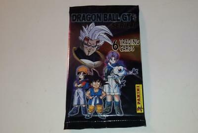 Dragon Ball GT Serie 1 Cards Lotto 20 Bustine Panini