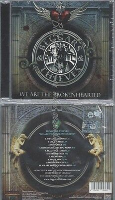 Cd--Beggars & Thieves--We Are The Brokenhearted