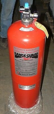 Range Guard Wet Chemical Fire Protection Cylinder 9145021 Grinnell 145021(Nos)