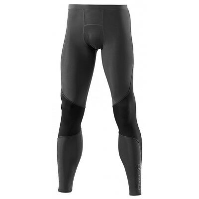 Skins RY400 Men's Long Compression Tights Graphite Large