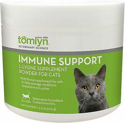 Tomlyn L-Lysine Powder for Cats and Kittens 100g