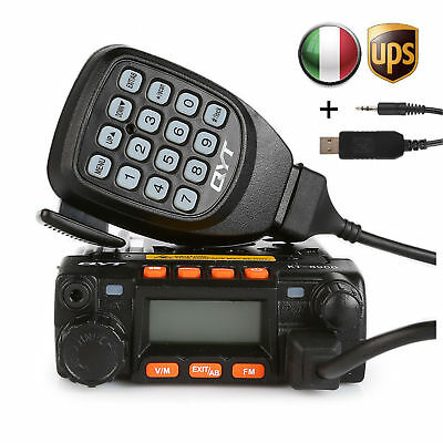 Sainsonic GT-890 25W UHF/VHF Dual Band Car Radio Ricetrasmittente Transceiver