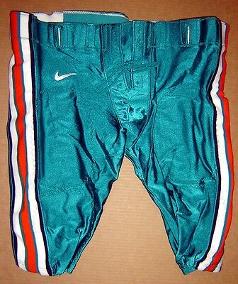 Miami Dolphins Game Worn NFL Football Pants