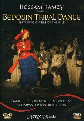 Hossam Ramzy: Bedouin Tribal Dance Feat Gypsies of the Nile (DVD New)