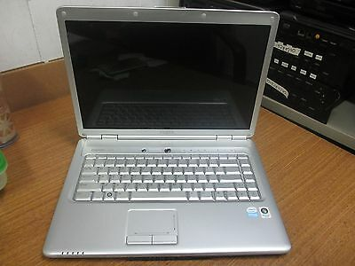 "DELL Inspiron 1525 15.4"" Core 2 Duo 1.60Ghz 3Gb DVD-RW No HDD and Caddy Laptop"