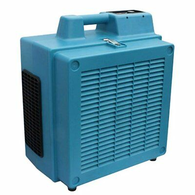 XPOWER X-3700 1/3 HP 2.3 Amp 550 CFM 4-Stage HEPA Purifier Air Scrubber