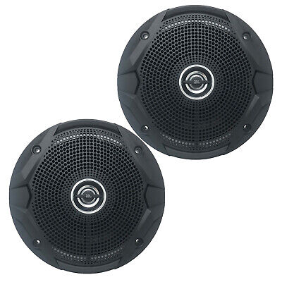 """New Pair Fusion Marine Boat 6.5"""" 2-Way Stereo Speakers System 200 Watts"""