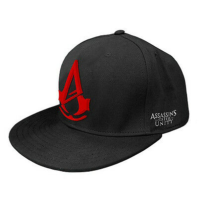 ASSASSINS CREED UNITY Logo Hat Cap Man Cave Christmas Birthday Fathers Gift