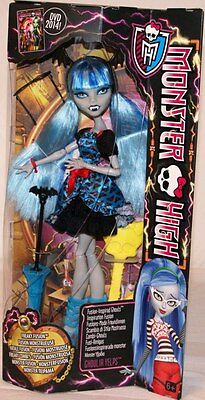 Mattel CBP36 Monster High Fatale Fusion Ghoulia Yelps NEU / OVP