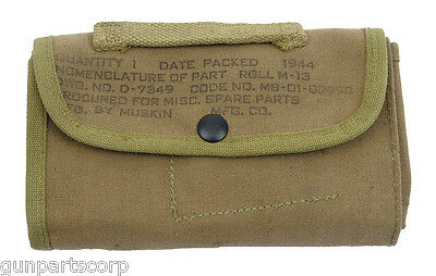 U.S. Military WWII Spare Parts Roll
