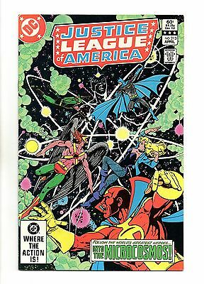 Justice League of America Vol 1 No 213 Apr 1983 (VFN+) Modern Age (1980 - Now)