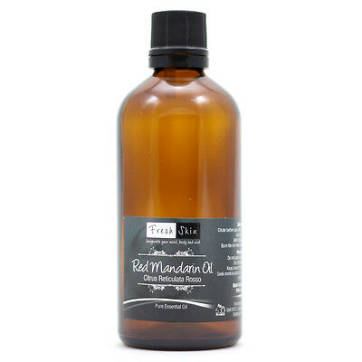 50ml Red Mandarin Essential Oil - 100% Pure, Certified & Natural - Aromatherapy