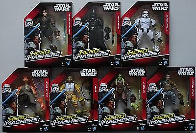 HASBRO® STAR WARS® Hero Mashers Figuren Sortiment (2015)
