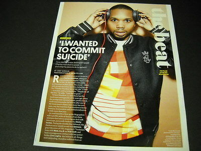 CHARLES HAMILTON I Wanted To Commit... detailed PROMO DISPLAY PIECE mint cond