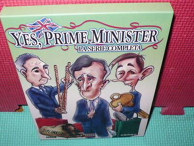 Yes Prime Minister - Serie Completa -