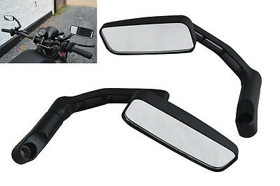 Rectangular Good Quality 8mm 10mm Motorcycle Motorbike Scooter Custom Mirrors