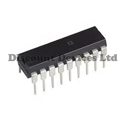Pack of 1-10  ULN2803A  IC DIP-18 8 Darlington Arrays With Common Emitters