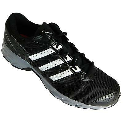 Adidas Roadmace M Men's Black Breathable Lace Up Running Trainers New